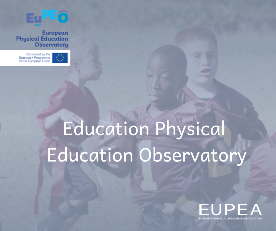 Education Physical Educaiton Observatory