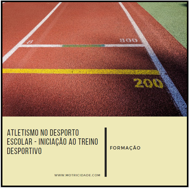formacao atletismo